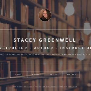 Portfolio | Stacey Greenwell